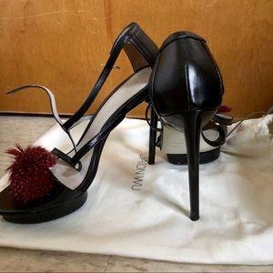 🤩HP🤩 Jason Wu heels shoes 37 7 black